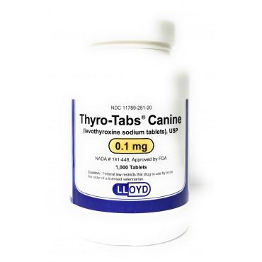 チロタブ(レボチロキシンナトリウム)1000錠