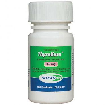 チロケア(レボチロキシンナトリウム)0.2mg 180錠